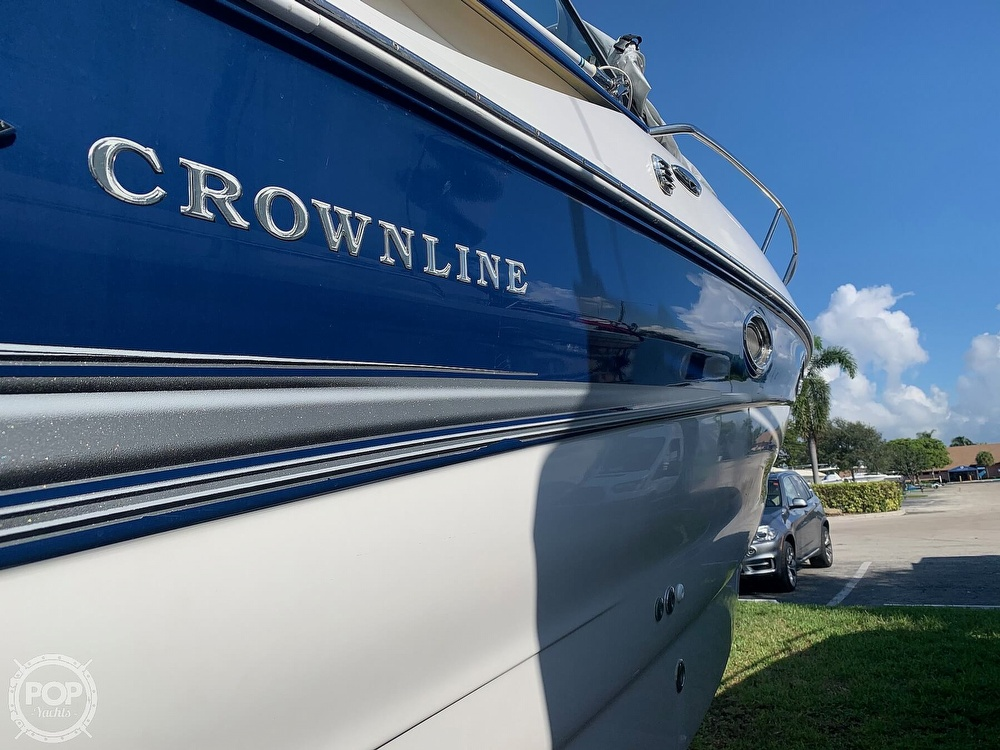 2005 Crownline boat for sale, model of the boat is 250 cr & Image # 8 of 40