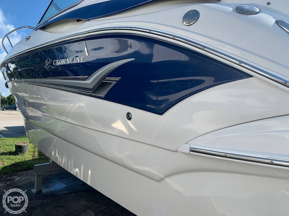 2005 Crownline boat for sale, model of the boat is 250 cr & Image # 12 of 40