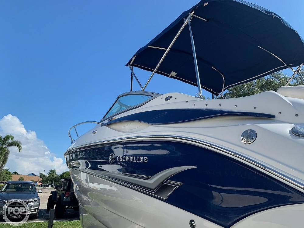 2005 Crownline boat for sale, model of the boat is 250 cr & Image # 2 of 40
