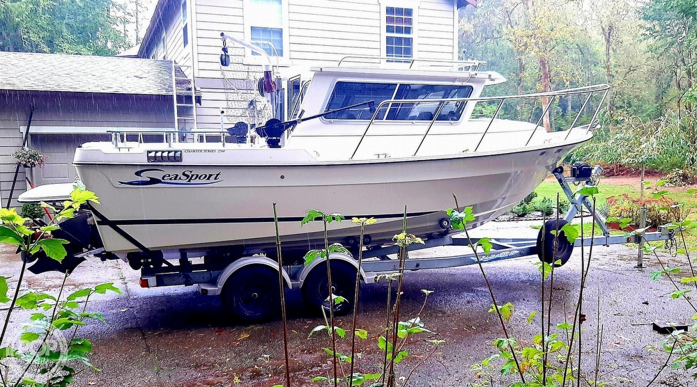 2009 Seasport boat for sale, model of the boat is 2200 Charter Series & Image # 28 of 40