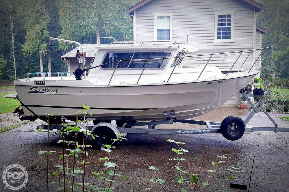 2009 Seasport boat for sale, model of the boat is 2200 Charter Series & Image # 30 of 40