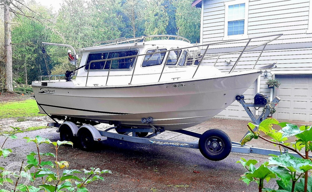 2009 Seasport boat for sale, model of the boat is 2200 Charter Series & Image # 33 of 40