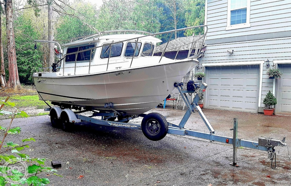 2009 Seasport boat for sale, model of the boat is 2200 Charter Series & Image # 36 of 40