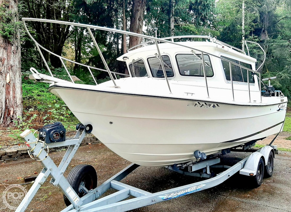 2009 Seasport boat for sale, model of the boat is 2200 Charter Series & Image # 31 of 40