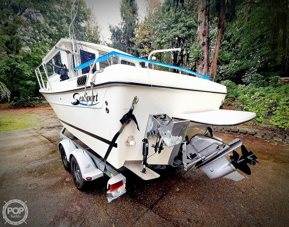 2009 Seasport boat for sale, model of the boat is 2200 Charter Series & Image # 34 of 40