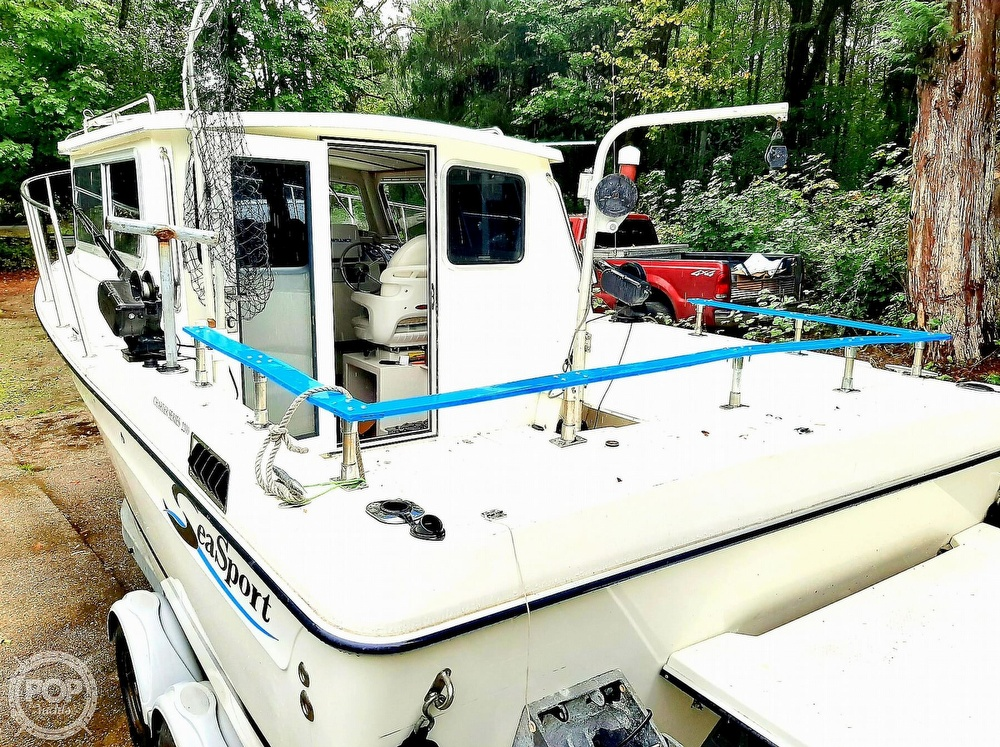 2009 Seasport boat for sale, model of the boat is 2200 Charter Series & Image # 6 of 40