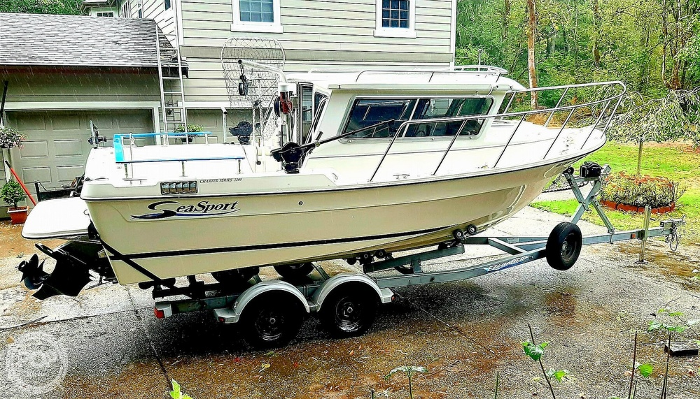 2009 Seasport boat for sale, model of the boat is 2200 Charter Series & Image # 8 of 40