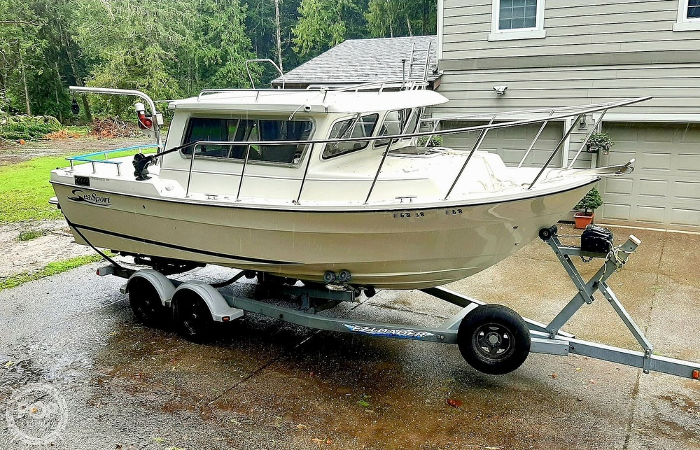 2009 Seasport boat for sale, model of the boat is 2200 Charter Series & Image # 11 of 40