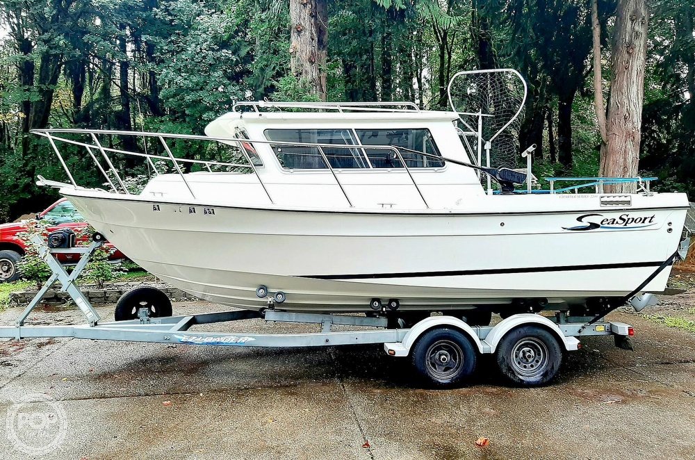 2009 Seasport boat for sale, model of the boat is 2200 Charter Series & Image # 10 of 40