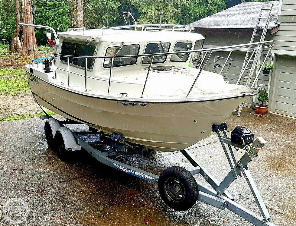 2009 Seasport boat for sale, model of the boat is 2200 Charter Series & Image # 2 of 40