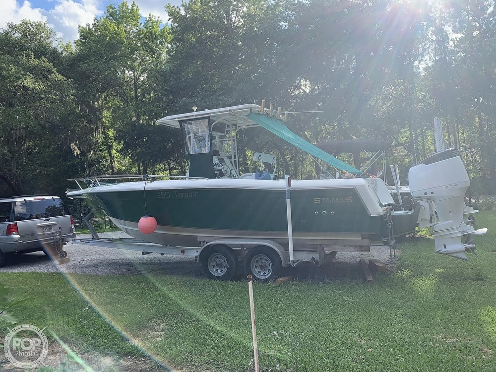 1998 Stamas boat for sale, model of the boat is 250 Tarpon & Image # 5 of 40
