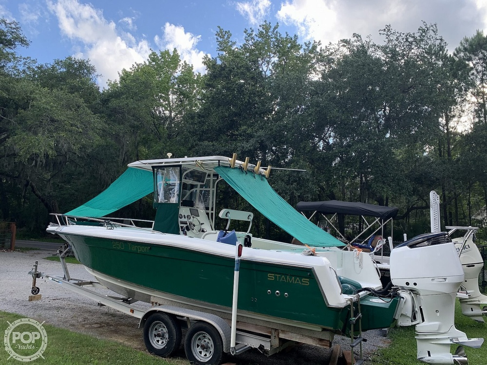 1998 Stamas boat for sale, model of the boat is 250 Tarpon & Image # 9 of 40