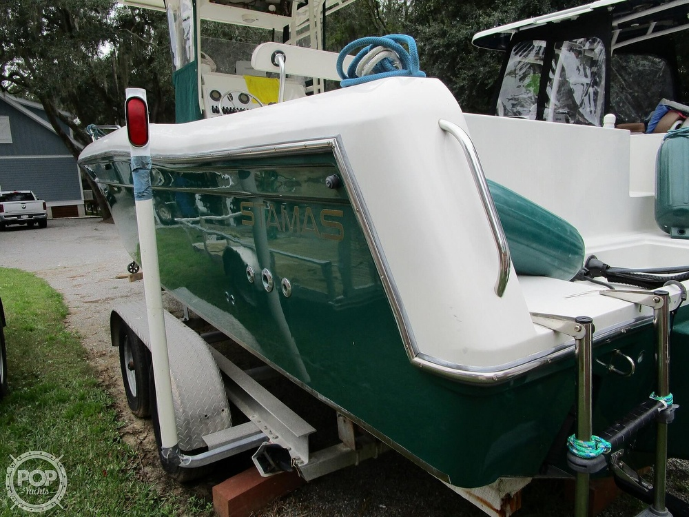 1998 Stamas boat for sale, model of the boat is 250 Tarpon & Image # 17 of 40