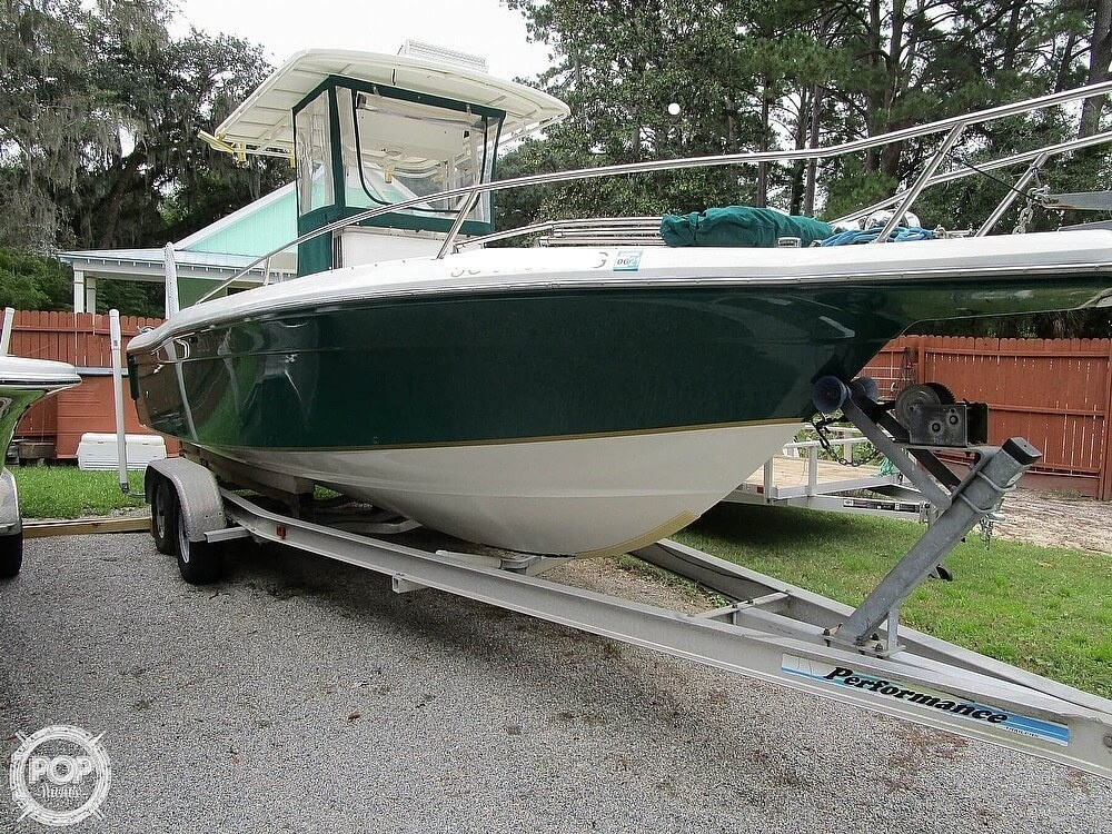 1998 Stamas boat for sale, model of the boat is 250 Tarpon & Image # 2 of 40