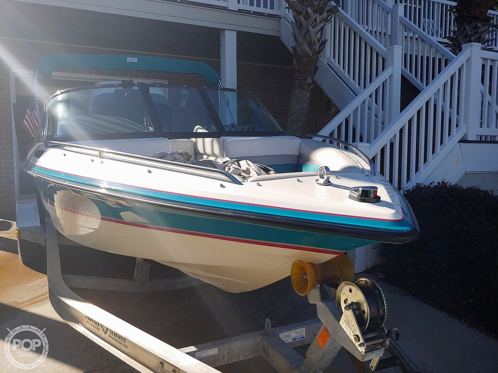 1993 Mastercraft boat for sale, model of the boat is 205 Prostar & Image # 4 of 36