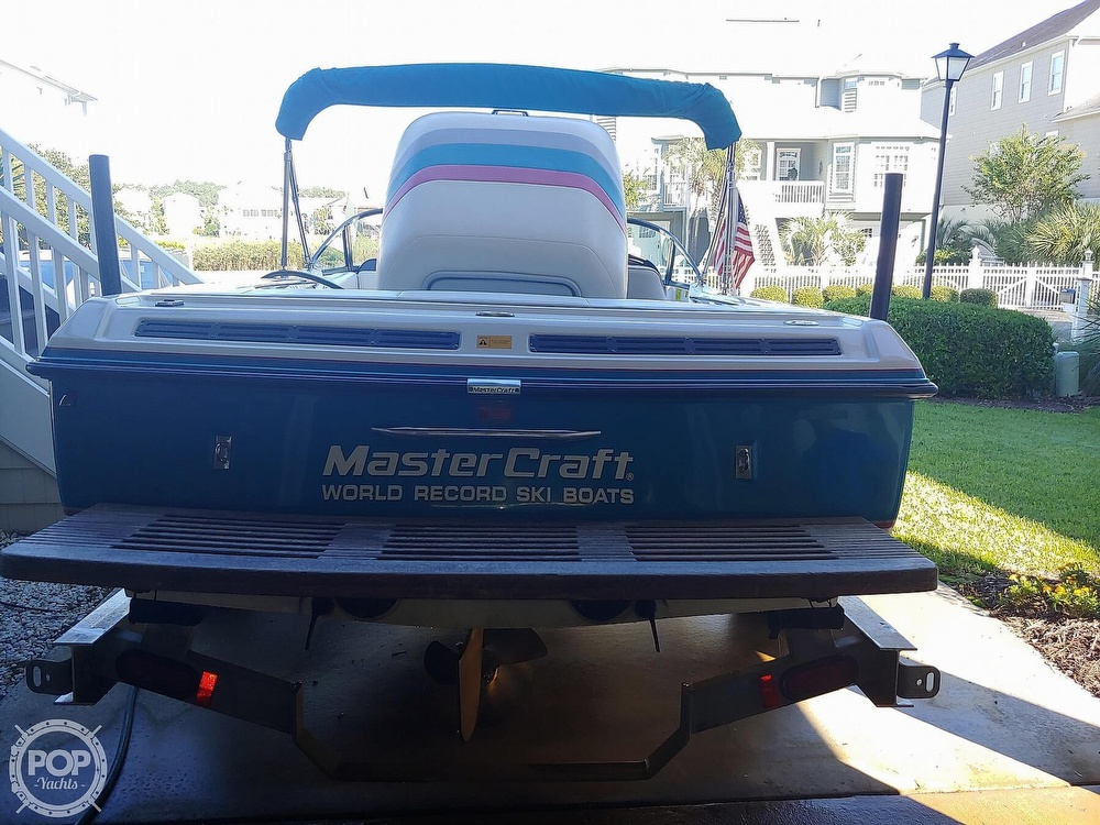 1993 Mastercraft boat for sale, model of the boat is 205 Prostar & Image # 6 of 36