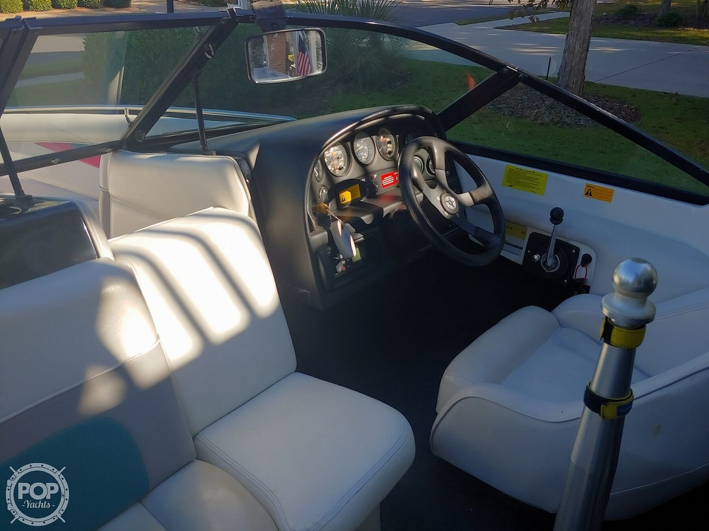 1993 Mastercraft boat for sale, model of the boat is 205 Prostar & Image # 12 of 36