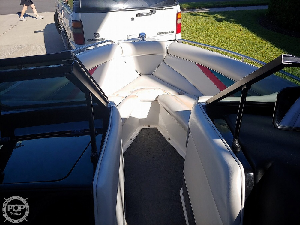 1993 Mastercraft boat for sale, model of the boat is 205 Prostar & Image # 17 of 36