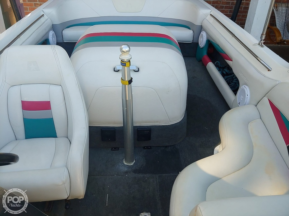 1993 Mastercraft boat for sale, model of the boat is 205 Prostar & Image # 22 of 36