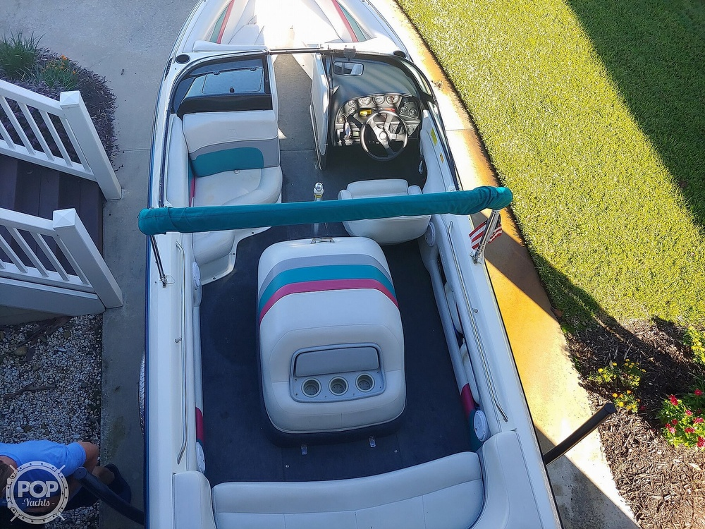 1993 Mastercraft boat for sale, model of the boat is 205 Prostar & Image # 29 of 36