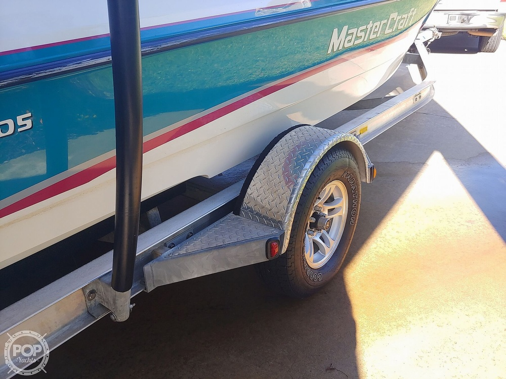 1993 Mastercraft boat for sale, model of the boat is 205 Prostar & Image # 30 of 36