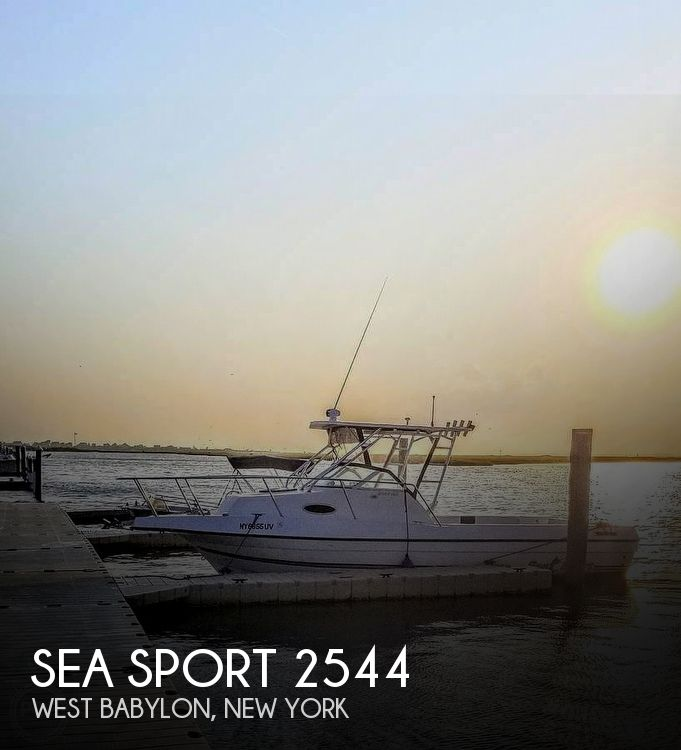 Used SEA SPORT Boats For Sale by owner | 2000 Sea Sport 2544
