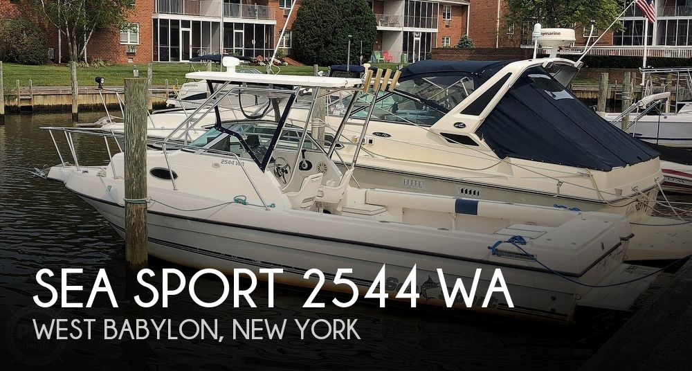 2000 SEASPORT 2544 WA for sale