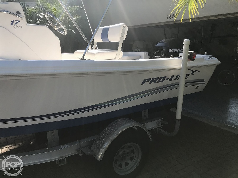 2006 Pro-Line boat for sale, model of the boat is 17 Sport & Image # 3 of 41