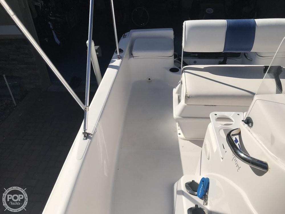 2006 Pro-Line boat for sale, model of the boat is 17 Sport & Image # 24 of 41