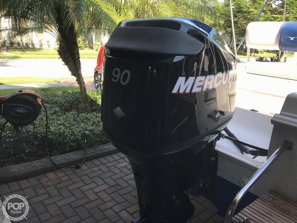 2006 Pro-Line boat for sale, model of the boat is 17 Sport & Image # 35 of 41