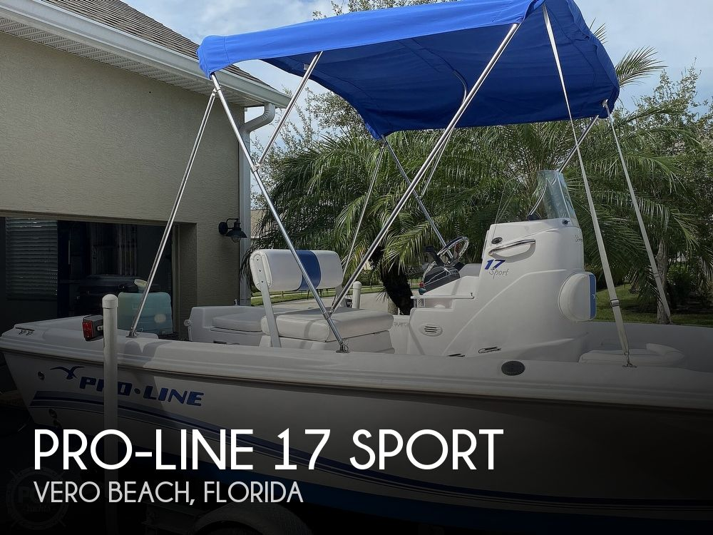 2006 Pro-Line boat for sale, model of the boat is 17 Sport & Image # 1 of 41