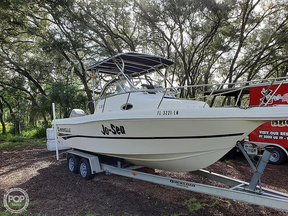 2001 Caravelle boat for sale, model of the boat is 230 & Image # 6 of 12
