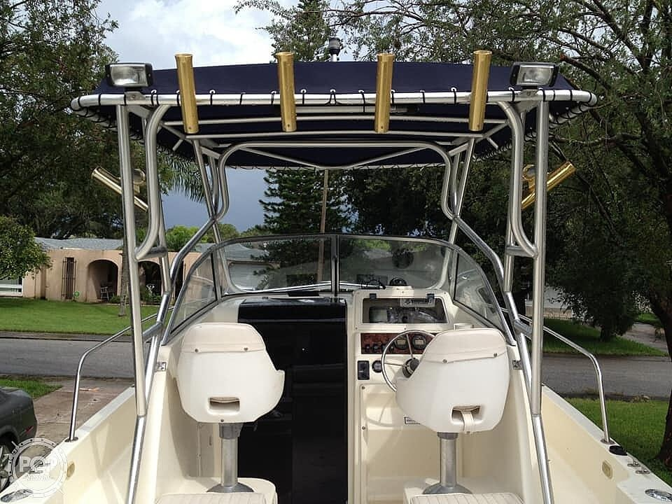 2001 Caravelle boat for sale, model of the boat is 230 WA & Image # 2 of 40