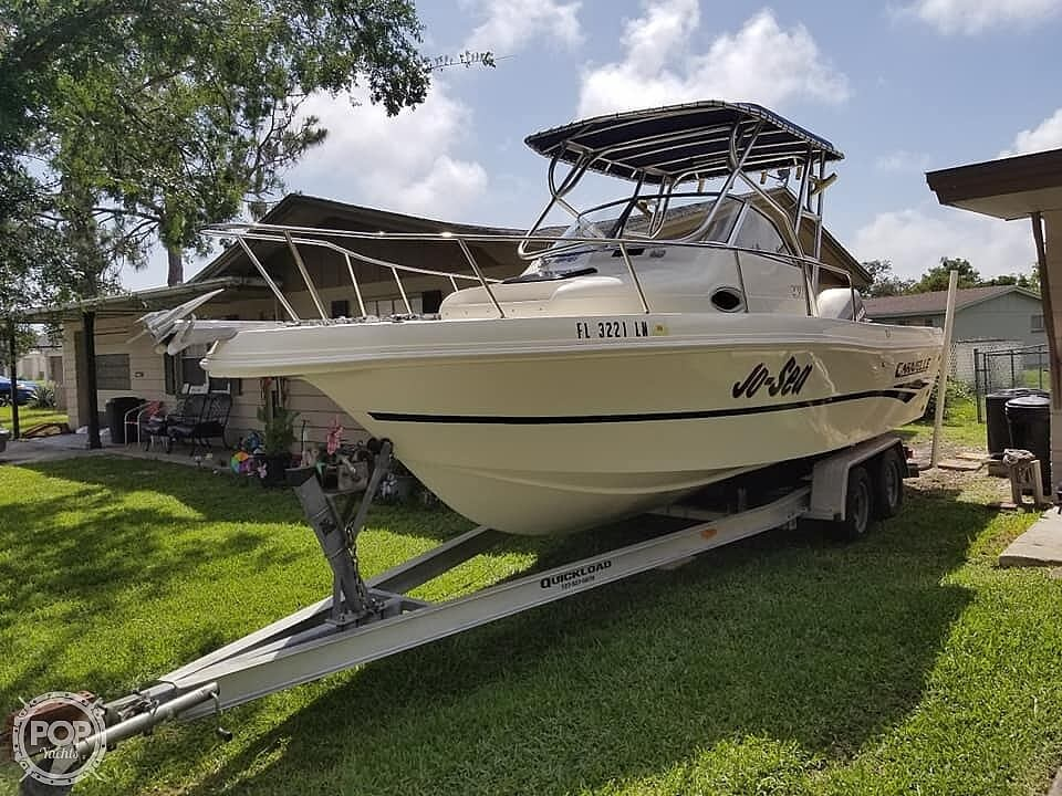 2001 Caravelle boat for sale, model of the boat is 230 & Image # 11 of 12