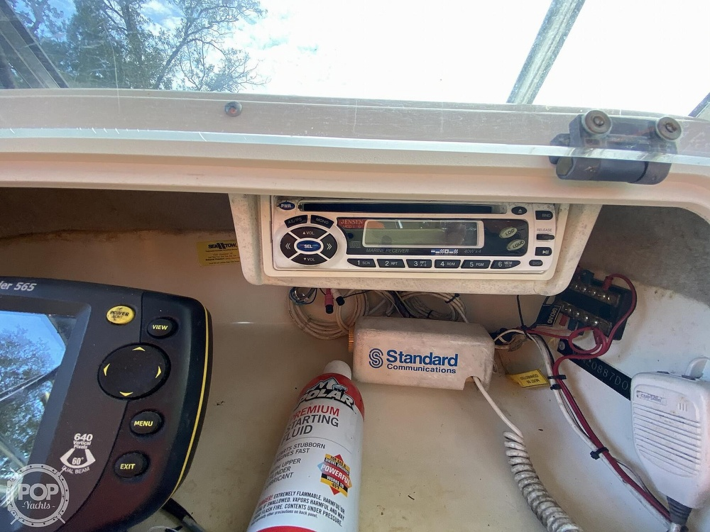 2001 Caravelle boat for sale, model of the boat is 230 WA & Image # 21 of 40