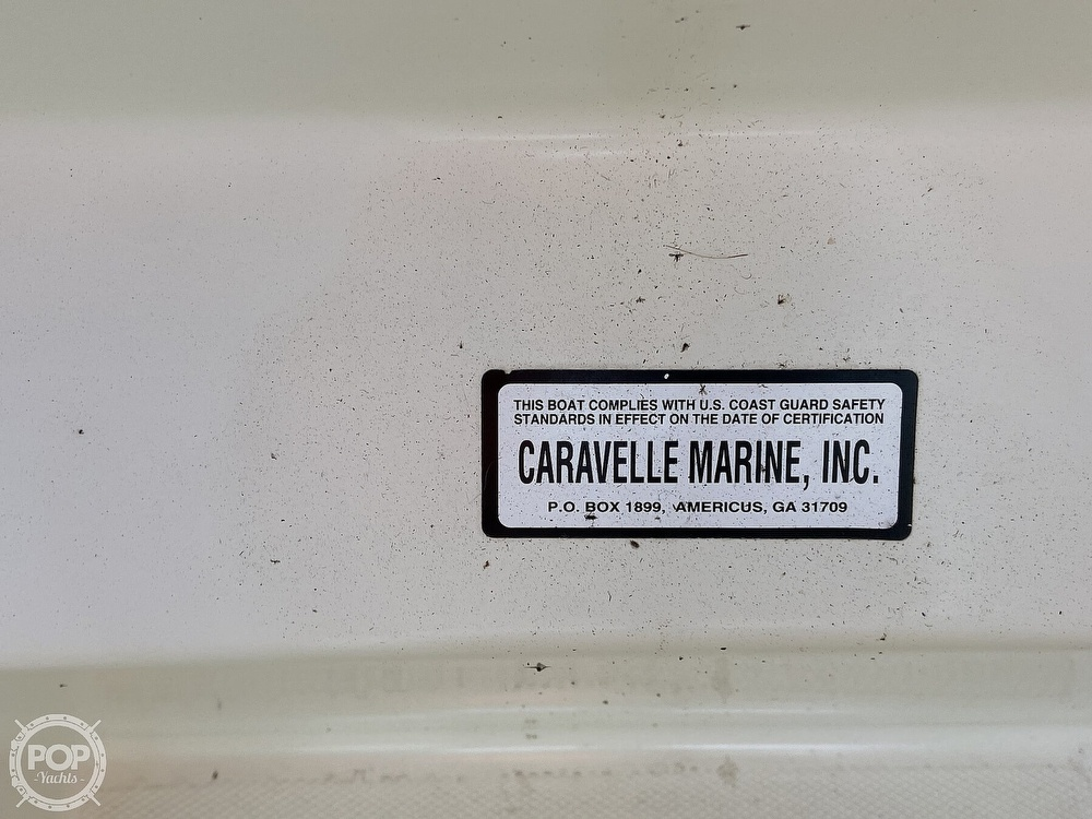 2001 Caravelle boat for sale, model of the boat is 230 WA & Image # 25 of 40