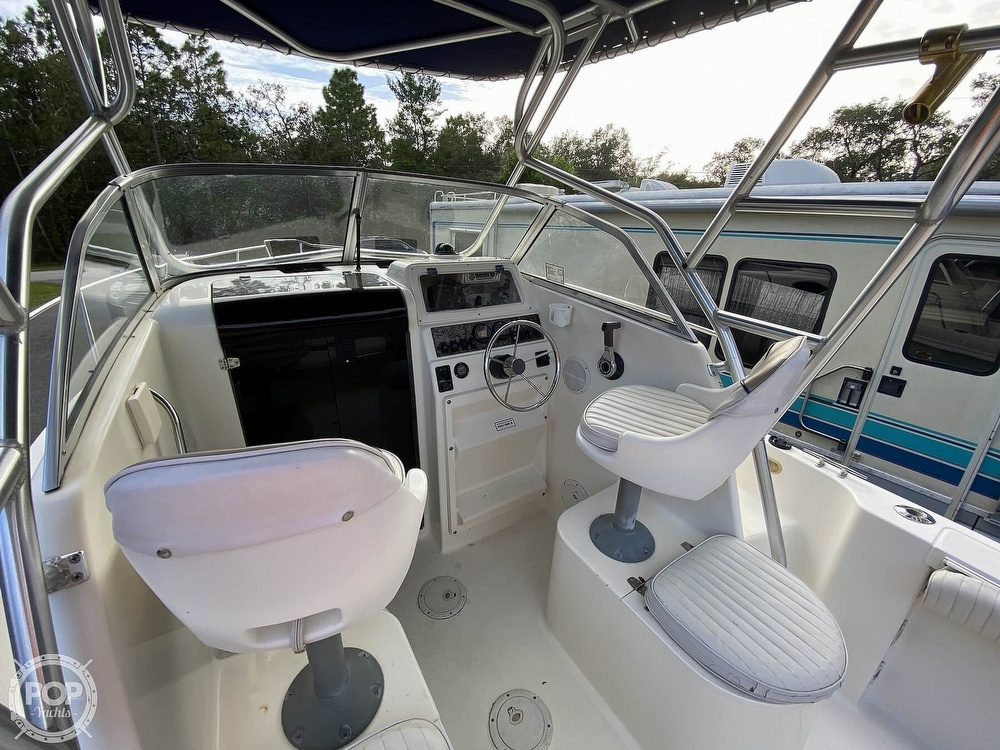 2001 Caravelle boat for sale, model of the boat is 230 WA & Image # 28 of 40