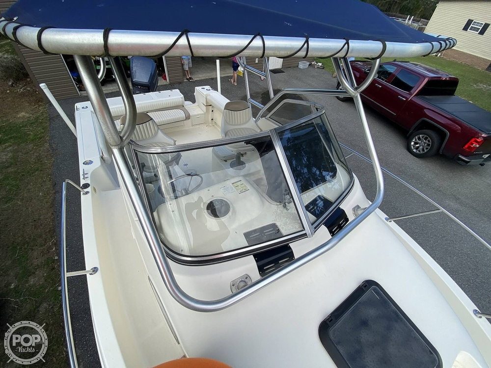 2001 Caravelle boat for sale, model of the boat is 230 WA & Image # 9 of 40