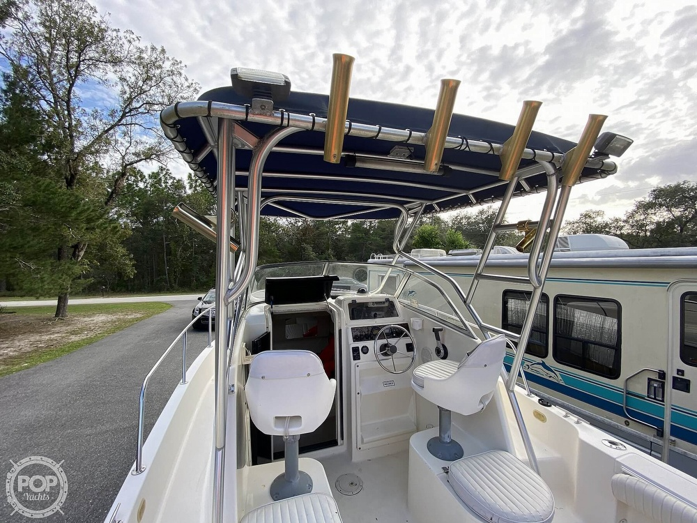 2001 Caravelle boat for sale, model of the boat is 230 WA & Image # 13 of 40