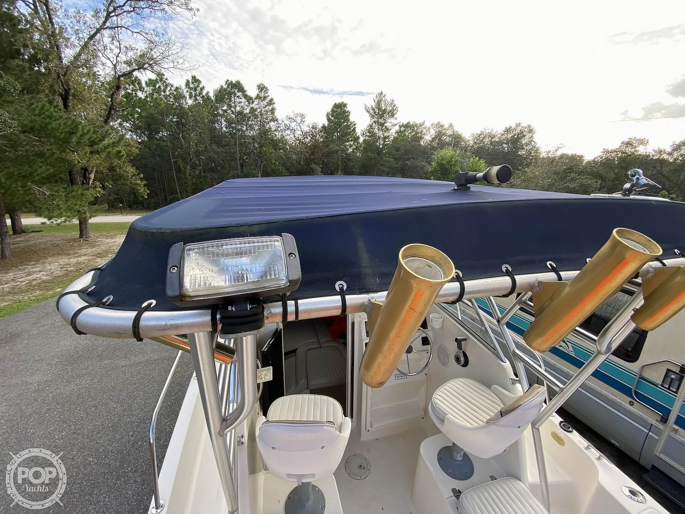 2001 Caravelle boat for sale, model of the boat is 230 WA & Image # 11 of 40