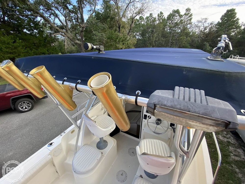2001 Caravelle boat for sale, model of the boat is 230 WA & Image # 12 of 40