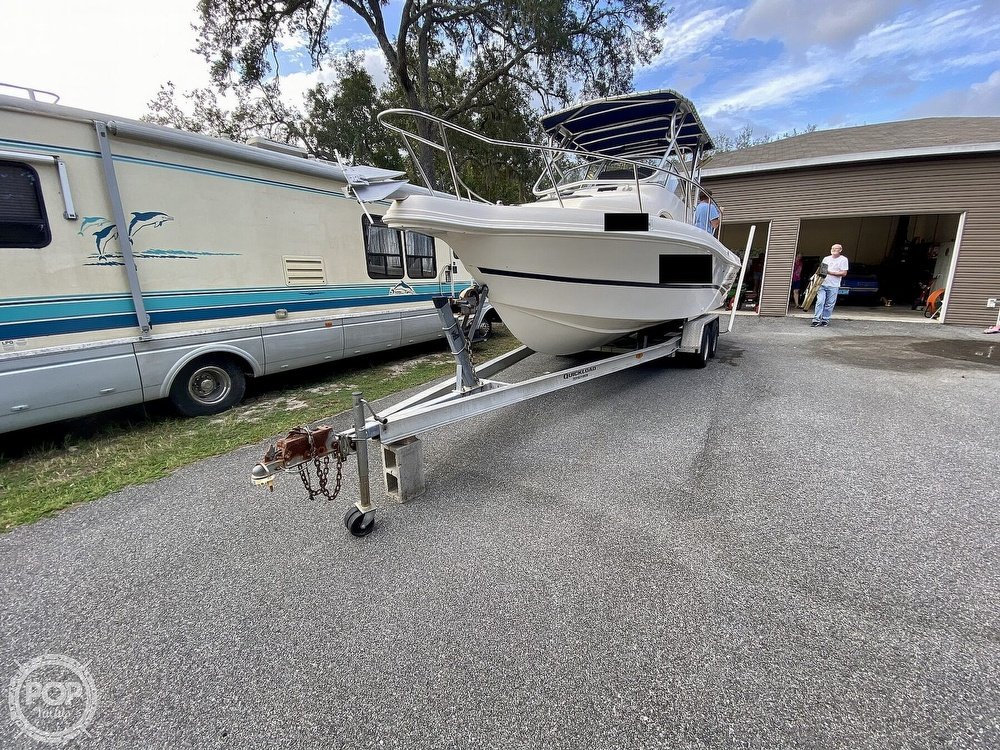 2001 Caravelle boat for sale, model of the boat is 230 WA & Image # 3 of 40