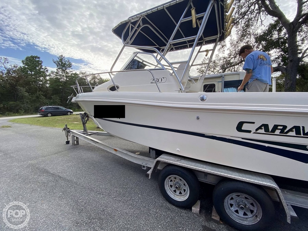 2001 Caravelle boat for sale, model of the boat is 230 WA & Image # 6 of 40