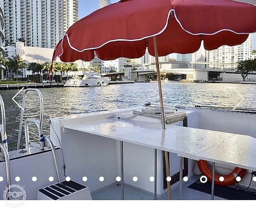 1987 Suncoast boat for sale, model of the boat is 52.5 Custom & Image # 3 of 14