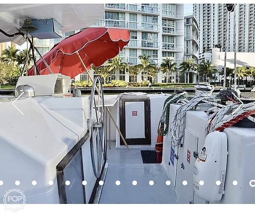 1987 Suncoast boat for sale, model of the boat is 52.5 Custom & Image # 4 of 14