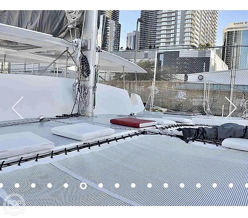 1987 Suncoast boat for sale, model of the boat is 52.5 Custom & Image # 6 of 14