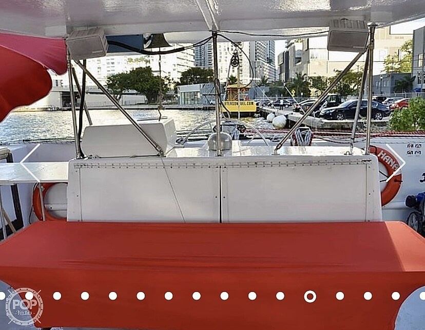 1987 Suncoast boat for sale, model of the boat is 52.5 Custom & Image # 8 of 14