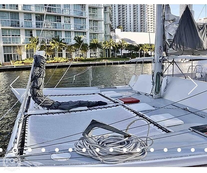 1987 Suncoast boat for sale, model of the boat is 52.5 Custom & Image # 10 of 14