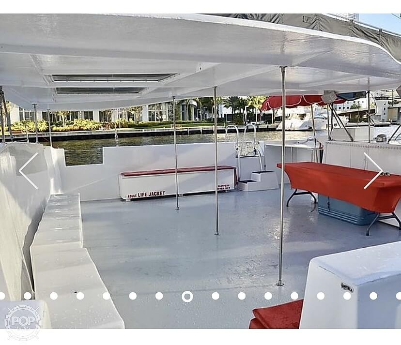 1987 Suncoast boat for sale, model of the boat is 52.5 Custom & Image # 11 of 14