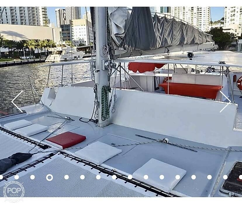 1987 Suncoast boat for sale, model of the boat is 52.5 Custom & Image # 12 of 14